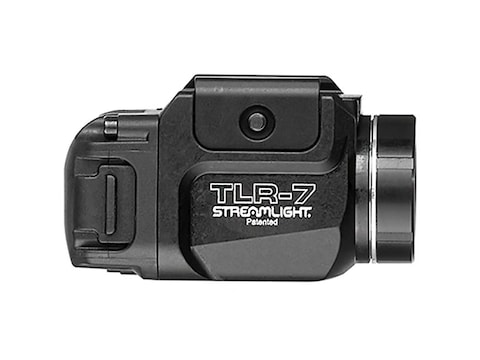 Streamlight TLR-7 Weapon Light White LED fits Picatinny or Glock-Style  Rails Aluminum Matte