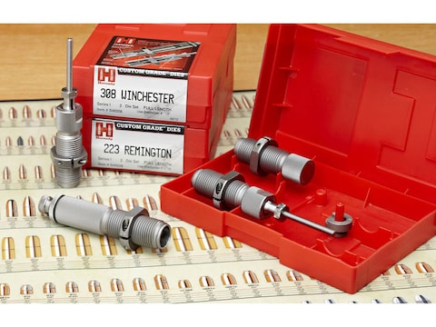 Hornady Custom Grade New Dimension 2-Die Set