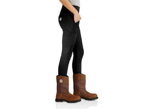 ef58fe6c5c Carhartt Women's Force Utility Knit Leggings Nylon