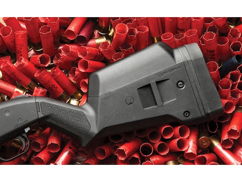 Magpul Stock SGA Adaptable Mossberg 500, 590, 590A1 12 Gauge Synthetic