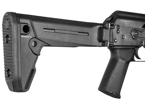Magpul Zhukov-S Folding Stock YUGO M70 AK-47 Polymer Black