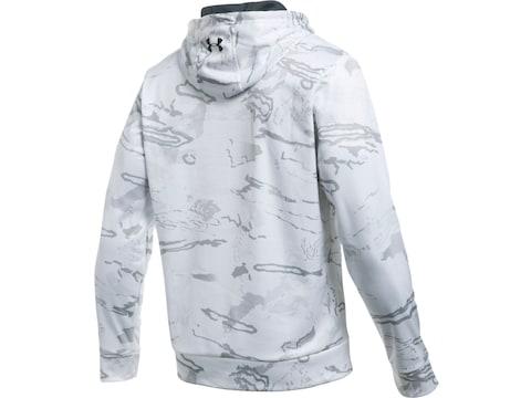 751e8104 Under Armour Men's UA Franchise Camo Hoodie Polyester