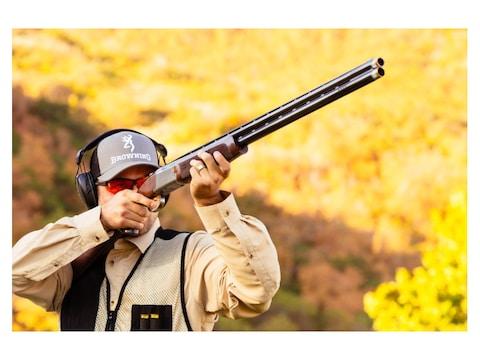 Browning shotguns skeet shooting