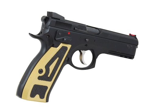 Double-Alpha CZ 75, SP01, 85 Aluminum Thin Grips