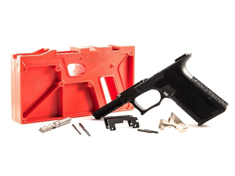 Polymer80 PF940v2 Full Size 80% Pistol Frame Kit Glock 17, 17L, 22, 24, 31,  34, 35 Polymer
