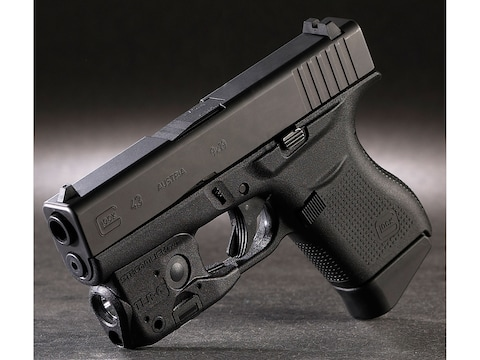 Streamlight TLR-6 Glock 42, 43 Weaponlight LED and Laser Polymer