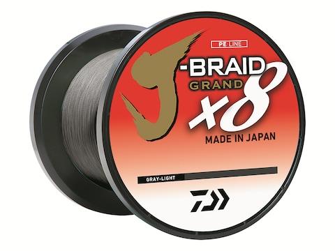 Daiwa J-Braid Grand X8 Braided Fishing Line