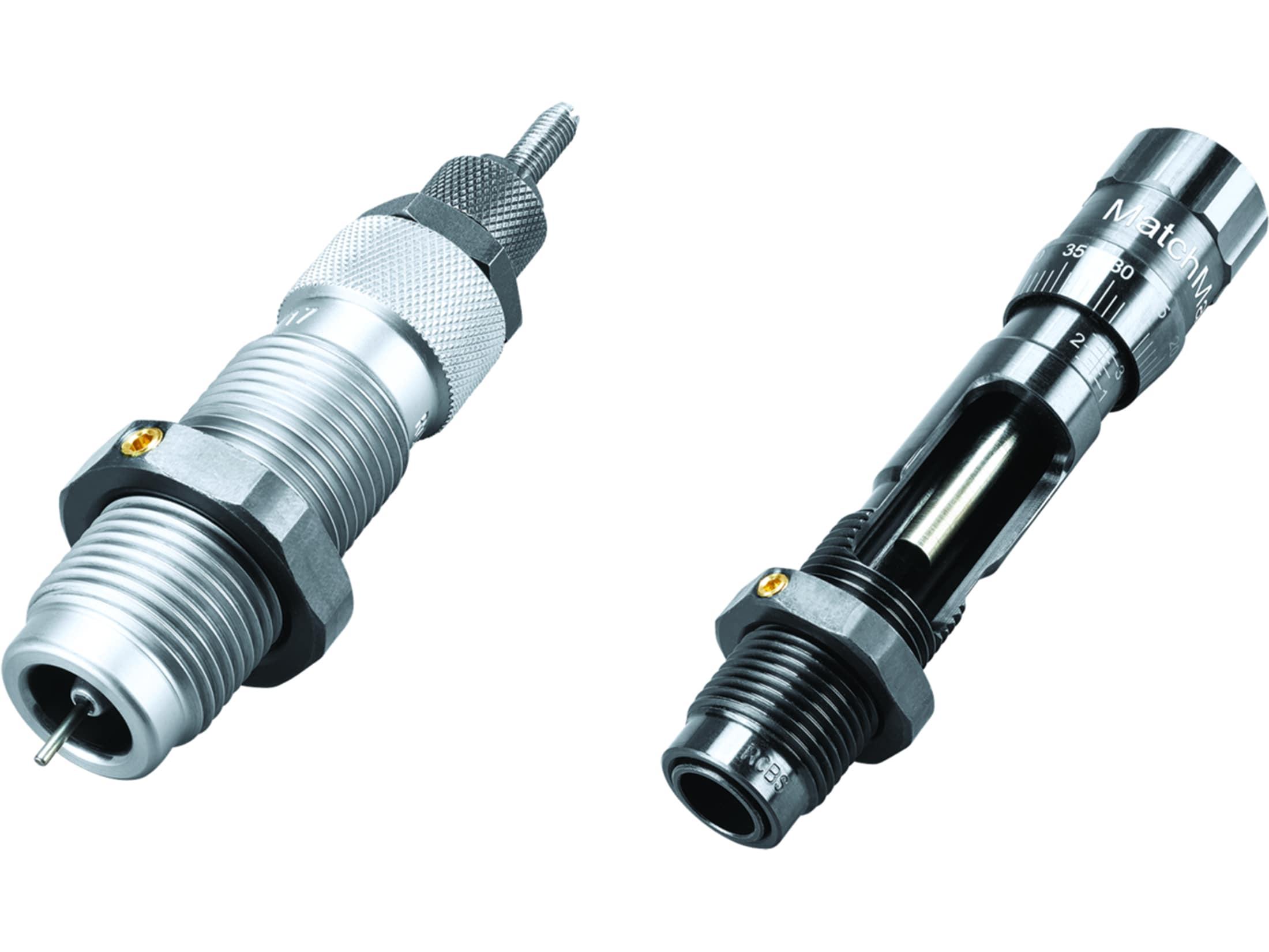 RCBS Powder MatchMaster Nozzle Orifice Set of 6 Pieces S-M-L Reloading *Green*