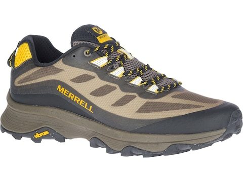 Merrell Moab Speed Hiking Shoes Leather Men's