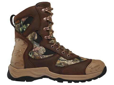 "LaCrosse Atlas 8"" Waterproof 400 Gram Insulated Hunting Boots Leather Men's"