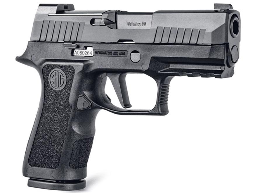 Sig Sauer P320 XCompact Pistol 9mm Luger 3 6 Barrel 15 Round Polymer