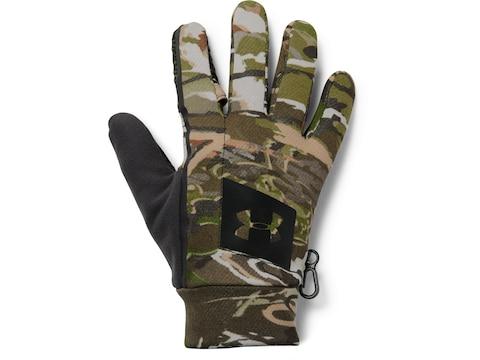 Under Armour UA Hunt Early Season Fleece Gloves Polyester