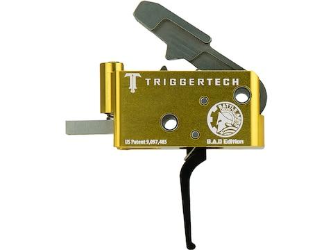 Battle Arms Adjustable Frictionless Trigger Group AR-15, LR-308 Two Stage Black