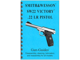 Gun Guides Takedown Guide Smith & Wesson 22 Victory