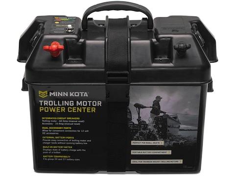 Minn Kota Battery Power Center