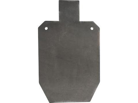 """U.S. Ballistics Steel 3/8"""" AR500 IPSC Gong Target"""