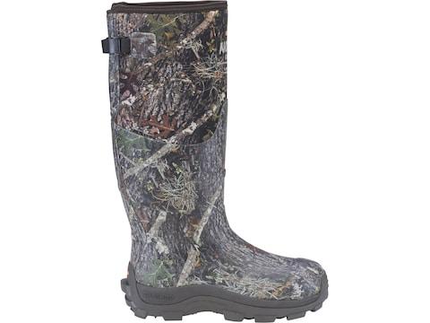 Dryshod NoSho Gusset Hunting Boots Rubber/Densoprene Men's