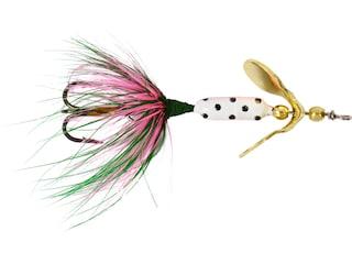 Worden's Rooster Tail 202 Inline Spinner 1/32oz Rainbow Bronze