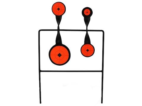 "Birchwood Casey World of Targets Duplex Spinning Rimfire Target 1.625"", 2.25"" and 3.625..."