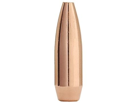Factory Second Bullets 22 Caliber (224 Diameter) 55 Grain Hollow Point Boat Tail Bulk