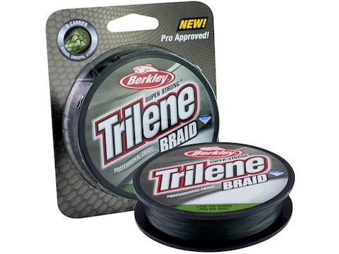 Berkley Trilene Professional Grade Braided Fishing Line