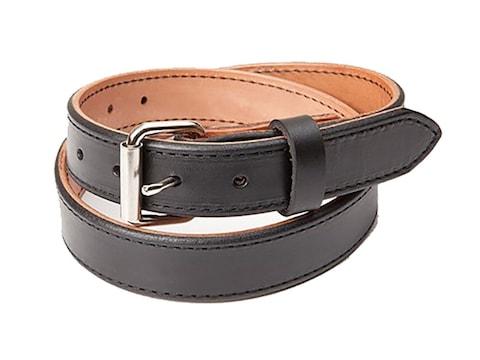"CrossBreed Classic Gun Belt 1-1/2"" Leather Nickel Buckle"