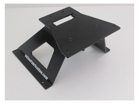 "Inline Fabrication 7.5"" Jr Ultramount Leg Set with Quick Change Base Plate"