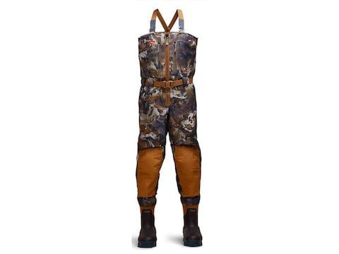 Sitka Gear Delta Zip Breathable Chest Waders