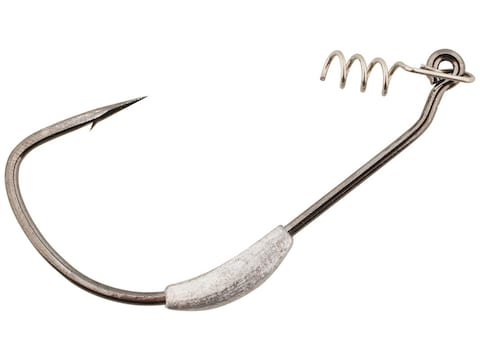 Gamakatsu Superline Weighted with Spring Lock Swimbait Hook