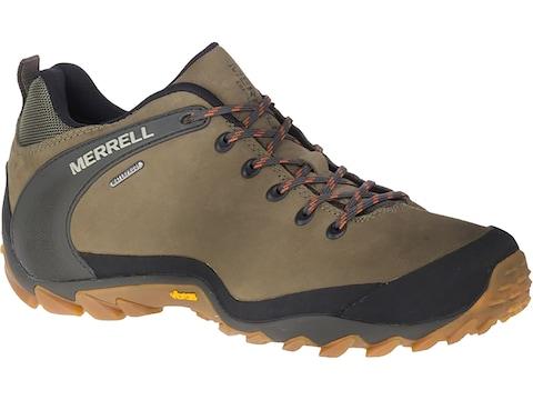 Merrell Chameleon 8 LTR Waterproof Hiking Shoes Leather Men's
