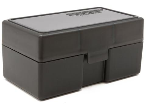 National Metallic Flip-Top Ammo Box Plastic