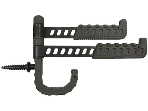 Hawk Tactical Trio Hybrid Bow Hanger Steel Black and Gray