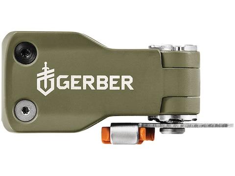 Gerber Freehander Nip & Clip Multi-Tool Aluminum Flat Sage/Orange