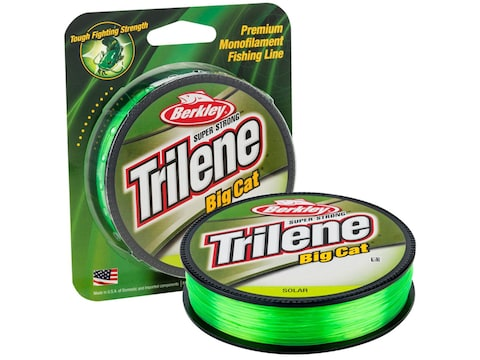 Berkley Trilene Big Cat Monofilament Fishing Line