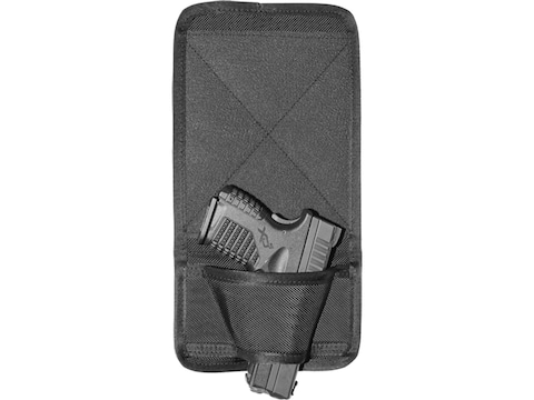 Crossfire Shooting Gear Defender Holster Ambidextrous Sig Sauer 938, 238 Nylon Black