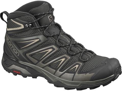Salomon X Ultra Mid 3 Aero Hiking Boots Leather/Synthetic