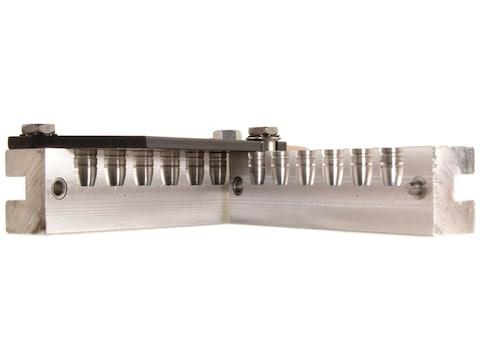 Lee 6-Cavity Bullet Mold 452-200-RF 45 ACP, 45 Auto Rim, 45 Colt (Long Colt) (452 Diame...