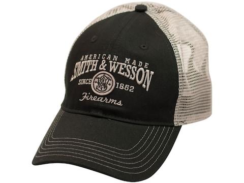Smith & Wesson American Made Logo Cap Black