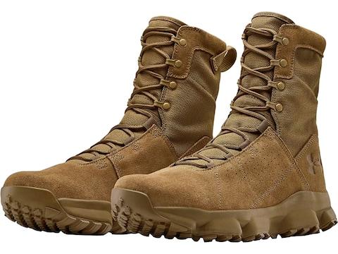 Under Armour Tactical  Tac Loadout Tactical Boots Nylon/Leather Men's