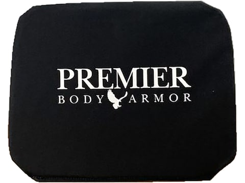 Premier Body Armor 9x12 Vertx Tourist Sling Level IIIA Backpack Panel Black