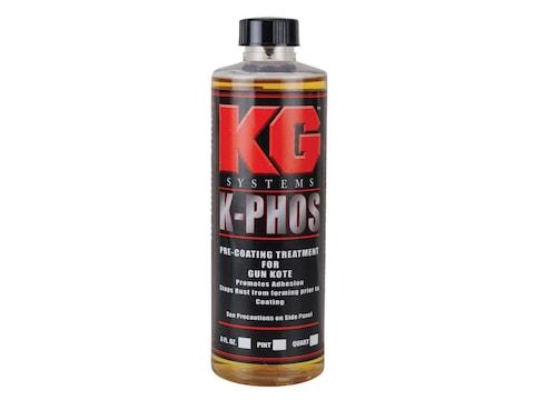 KG K-Phos 4000 Series Cold Phosphate 8 oz