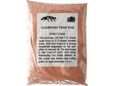 Logwood Trap Dye 1 lb Bag Black