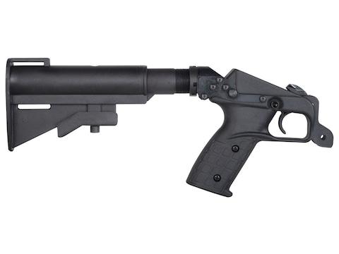 Kel-Tec Pistol Grip and AR-15 Stock Adapter with Collapsible Stock Kel-Tec SU-16, SU-22...