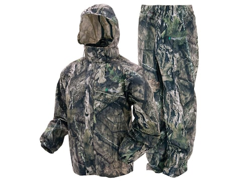 Frogg Toggs Men's All Sport Rain Suit Synthetic Blend
