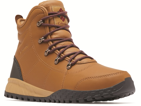 Columbia Fairbanks Rover II Insulated Hiking Boots Leather Men's