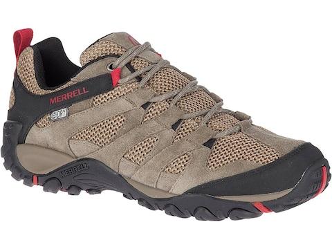 Merrell Alverstone Waterproof Hiking Shoes Suede Men's