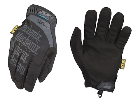 Mechanix Wear Original Insulated Gloves Synthetic Blend Black