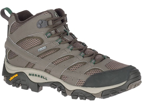 Merrell Moab 2 Mid Gore-Tex Hiking Boots Leather Men's