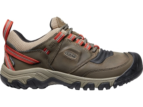 Keen Ridge Flex WP Hiking Shoes Leather/Synthetic Men's