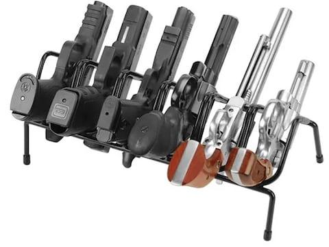 Lockdown Handgun Rack
